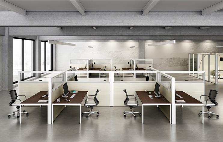Những mẫu bàn làm việc đẹp hiện đại nhất của Nội thất Phát Phát - 2