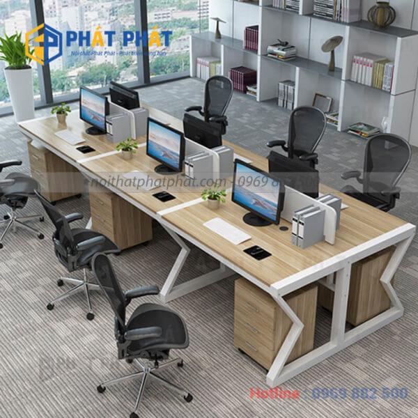 Nên hay không sử dụng bàn làm việc văn phòng có vách ngăn ? - 1