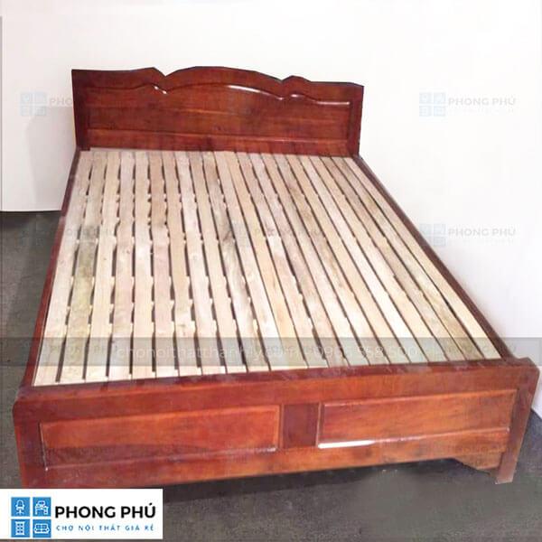 Có nên sử dụng giường gỗ keo ? Địa chỉ bán uy tín tại Hà Nội