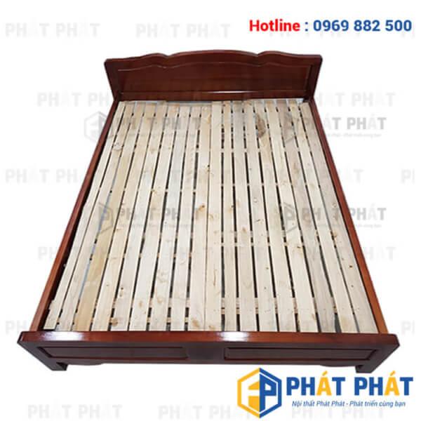 Có nên sử dụng giường gỗ keo ? Địa chỉ bán uy tín tại Hà Nội - 2