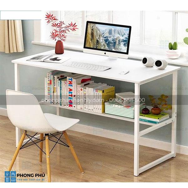 Những thiết kế bàn làm việc đơn giản giúp tối ưu hóa không gian làm việc