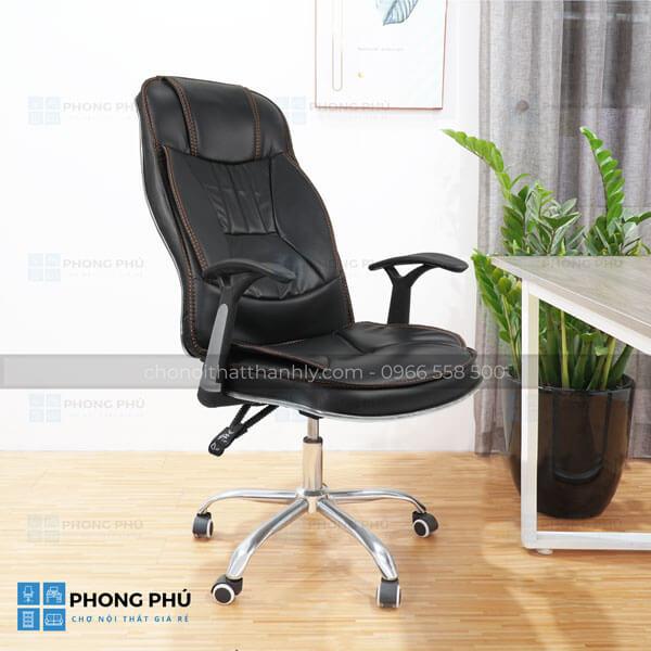 Sử dụng ghế làm việc đẹp, hiện đại cho văn phòng thêm chuyên nghiệp - 2
