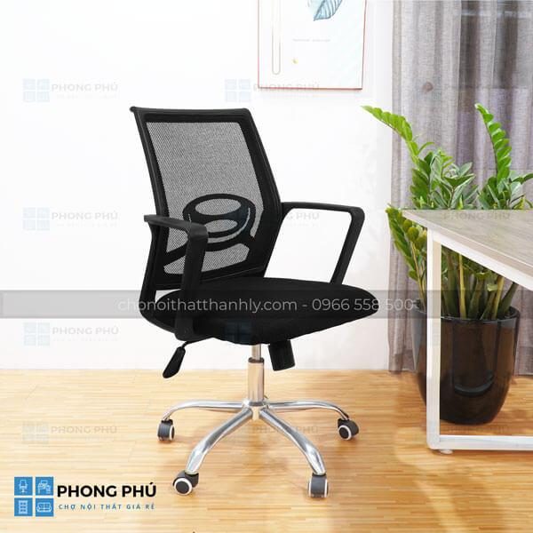 Mẫu ghế văn phòng giá rẻ hiện đại và chất lượng tại Hà Nội - 3