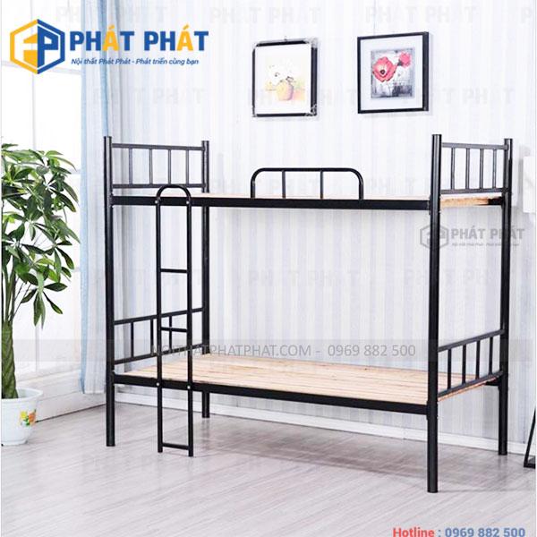 Sản phẩm giường tầng sắt với những thiết kế đẹp mắt - 2