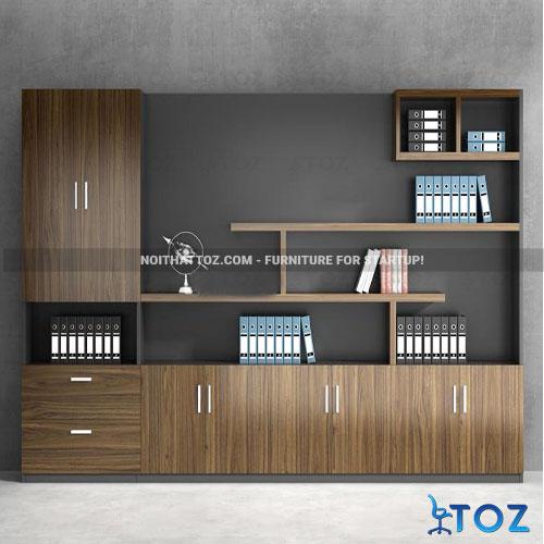 Tủ giám đốc | Những ưu điểm vượt trội của dòng tủ tài liệu TOZ